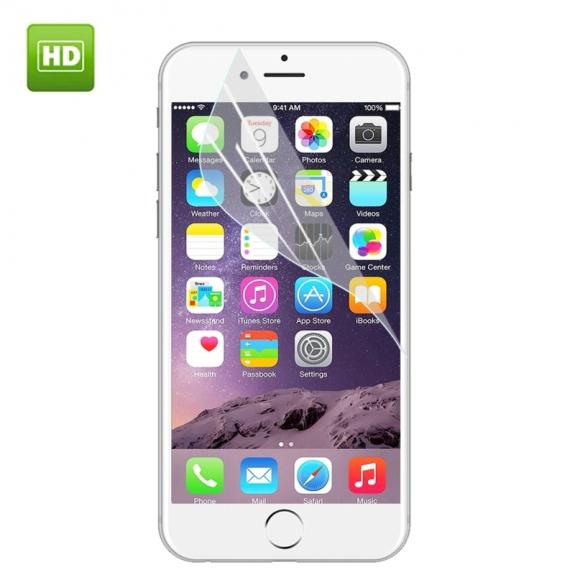 AppleKing ochranná čirá fólie pro Apple iPhone 8 / 7 - možnost vrátit zboží ZDARMA do 30ti dní