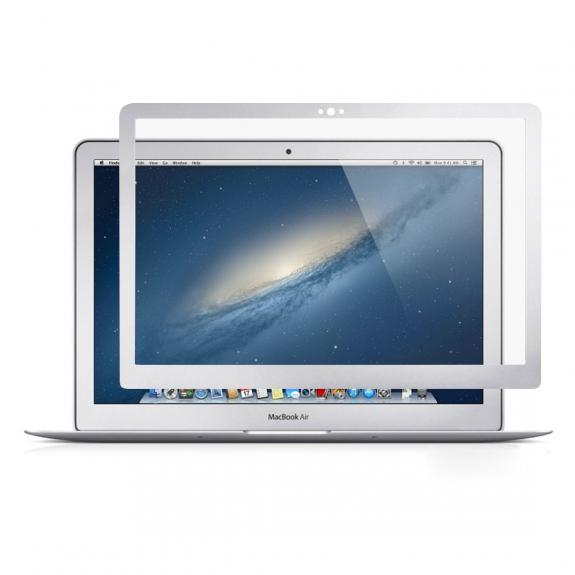 """AppleKing ochranná fólie pro MacBook Air 11,6"""" (A1370/A1465) - stříbrná - možnost vrátit zboží ZDARM"""