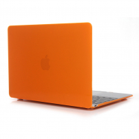 """Kryt pro MacBook Air 13"""" 2018 (A1932) - oranžová"""
