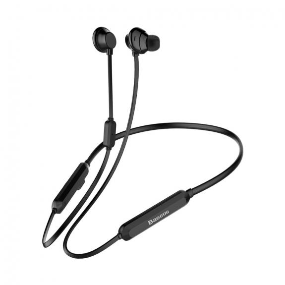 BASEUS Encok bezdrátová sluchátka - černá - možnost vrátit zboží ZDARMA do 30ti dní