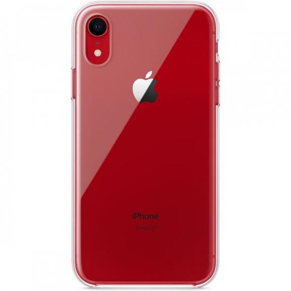 Originální Apple kryt pro iPhone XR - čirý - možnost vrátit zboží ZDARMA do 30ti dní