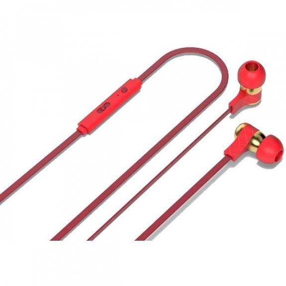 Tribe Marvel Iron Man Swing sluchátka - červená EPW11604 - možnost vrátit zboží ZDARMA do 30ti dní