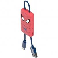 Tribe Marvel Spiderman Lightning kabel Keyline přívěšek na klíče - 22cm - červená