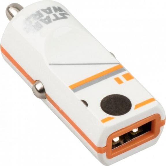 Tribe Star Wars BB-8 nabíječka do auta - oranžová CCR13004 - možnost vrátit zboží ZDARMA do 30ti dní