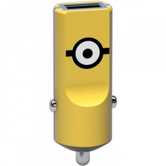 Tribe Minions Carl nabíječka do auta - žlutá CCR12100 - možnost vrátit zboží ZDARMA do 30ti dní
