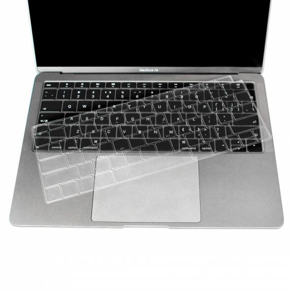 """Enkay tenký kryt klávesnice (US) pro MacBook Air 13,3"""" 2018 (A1932 / A2179) - možnost vrátit zboží ZDARMA do 30ti dní"""