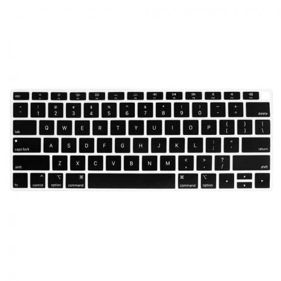 """AppleKing eNKAY tenký kryt klávesnice pro MacBook Air 13,3"""" 2018 (A1932 / A2179) - US verze - možnost vrátit zboží ZDARMA do 30ti dní"""