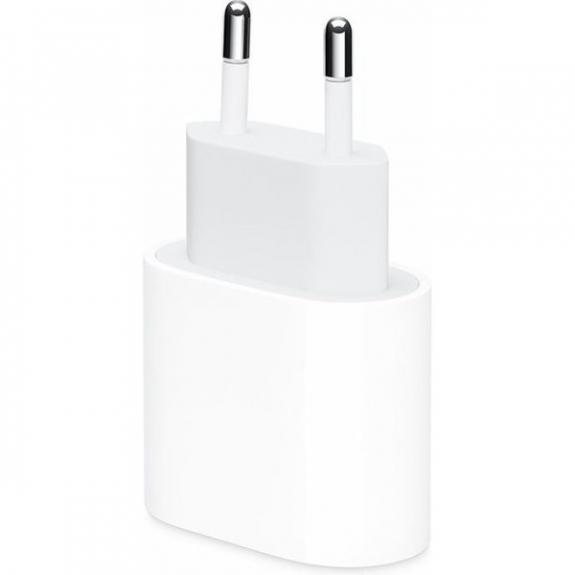 Originální Apple USB-C 18W napájecí adaptér - bílá MU7V2ZM/A - možnost vrátit zboží ZDARMA do 30ti dní