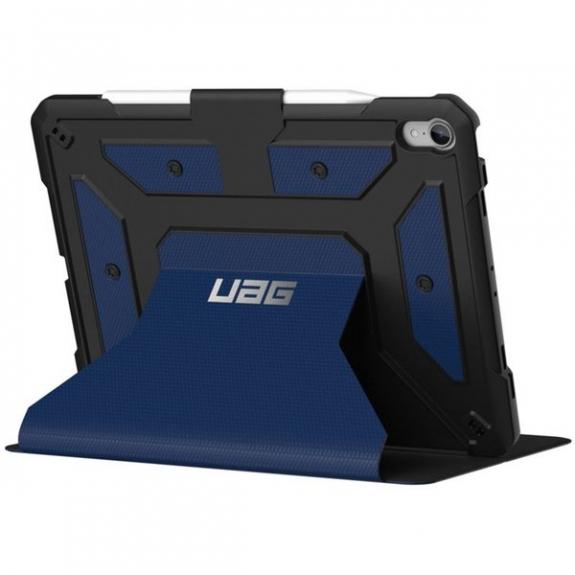 """UAG Metropolis odolné pouzdro pro Apple iPad Pro 11"""" - modré 121406115050 - možnost vrátit zboží ZDARMA do 30ti dní"""
