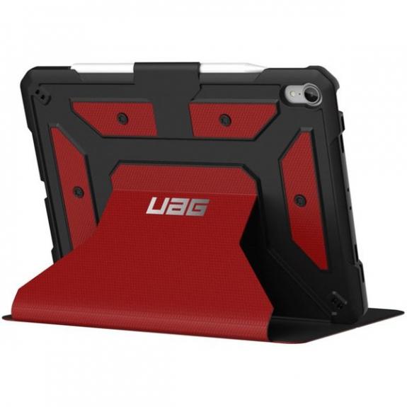 """UAG Metropolis odolné pouzdro pro Apple iPad Pro 11"""" - červená 121406119393 - možnost vrátit zboží ZDARMA do 30ti dní"""