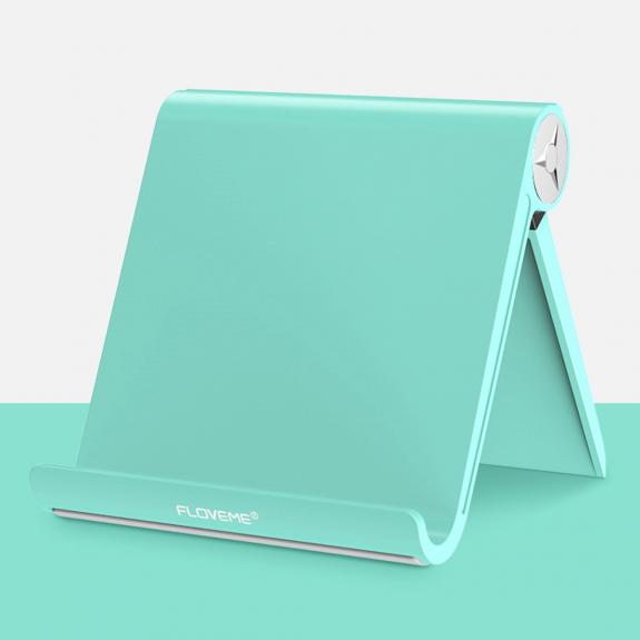 FLOVEME stojánek pro iPhone / iPad- tyrkysová - možnost vrátit zboží ZDARMA do 30ti dní