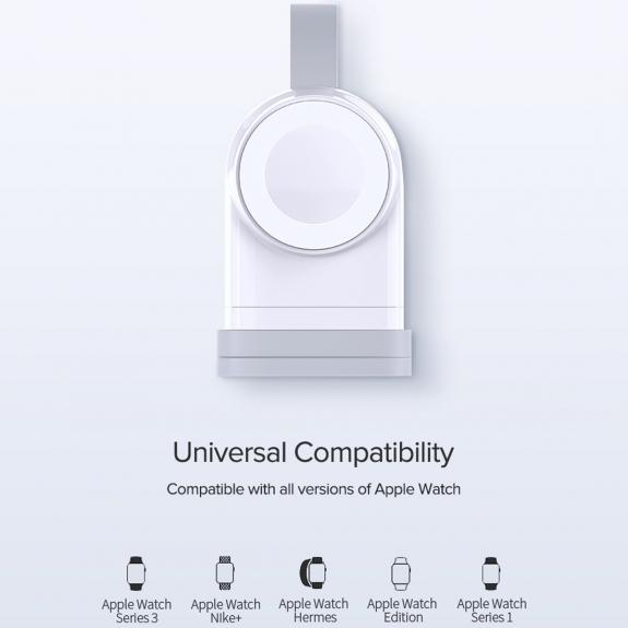 UGREEN nabíječka pro Watch s USB konektorem - možnost vrátit zboží ZDARMA do 30ti dní