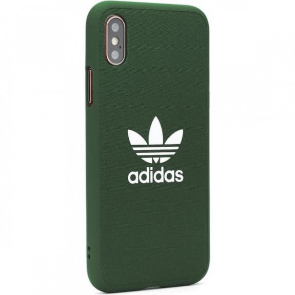 Adidas Originals Moulded Case kryt pro iPhone 6   6S   7   8 - zelená af2a78f4085