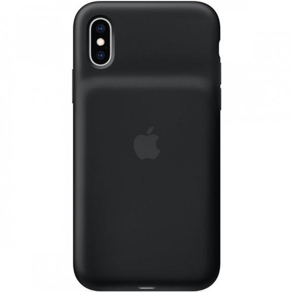 Apple originální kryt s baterií pro iPhone XS - černý MRXK2ZM/A - možnost vrátit zboží ZDARMA do 30ti dní