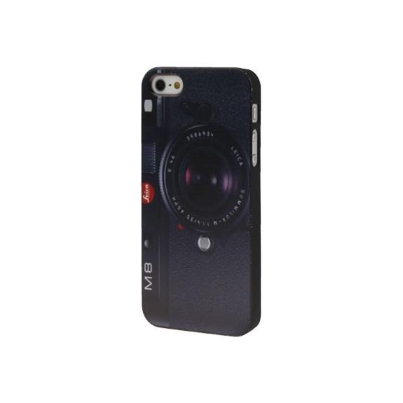 """Ochranný plastový kryt """"fotoaparát"""" pro iPhone 5 / 5S / SE"""