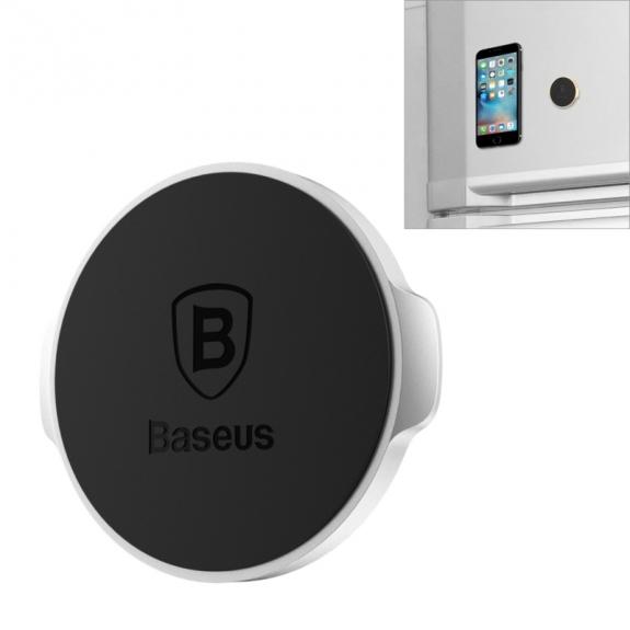 Baseus tenký univerzální magnetický samolepící držák pro Apple iPhone – velmi široké možnosti využití - možnost vrátit zboží ZDARMA do 30ti dní