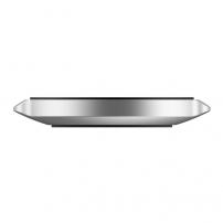 Baseus tenký univerzální magnetický samolepící držák pro Apple iPhone - velmi široké možnosti využití - stříbrný