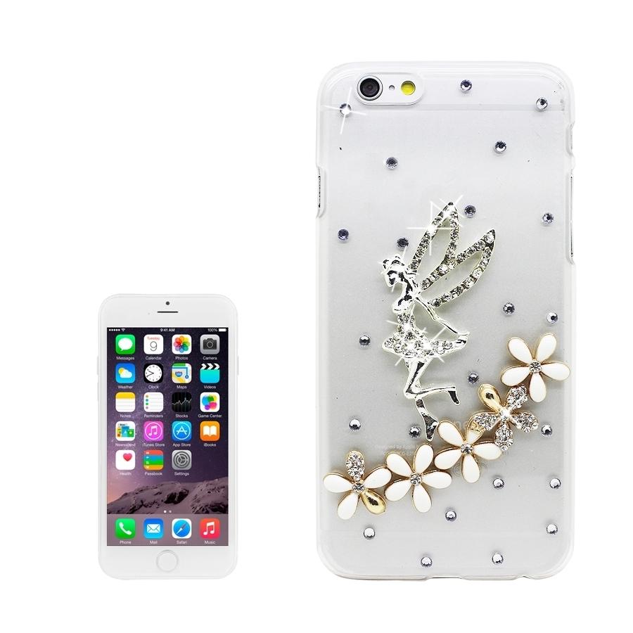 Luxusní kryt   obal s kamínky ve stylu diamantu pro Apple iPhone 6S   6 ... 4b383c8d694