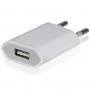 Nabíječka / adaptér pro iPhone a iPod Touch (5V / 1A) - bílá