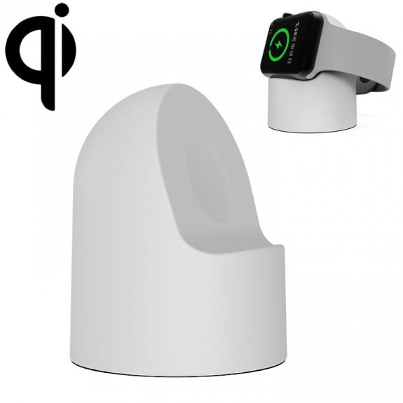 AppleKing nabíjecí stanice pro Apple Watch - bílá - možnost vrátit zboží ZDARMA do 30ti dní