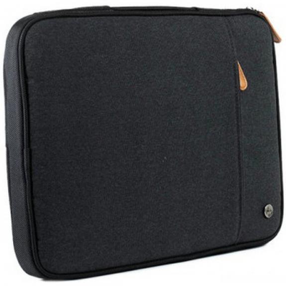 """PKG Stuff obal / brašna pro Macbook Air 13"""" / Pro13"""" - tmavě šedá PKG-LS01-13-SCE-DGRY - možnost vrátit zboží ZDARMA do 30ti dní"""