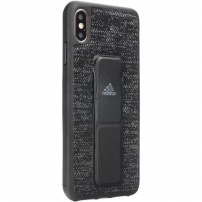 ADIDAS Grip originální kryt pro iPhone X / XS - černý