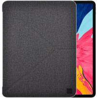 """UNIQ Yorker Kanvas pouzdro se stojánkem pro iPad Pro 12,9"""" (2018) - černé"""
