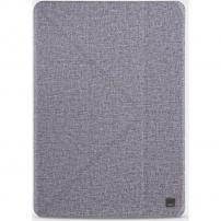 """UNIQ Yorker Kanvas Plus pouzdro se stojánkem pro iPad Pro 11"""" (2018) - šedé"""