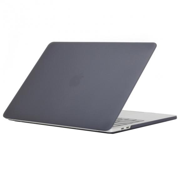 """AppleKing ochranný matný kryt z tvrzeného plastu pro Macbook Pro 2016 13.3"""" - černý - možnost vrátit zboží ZDARMA do 30ti dní"""
