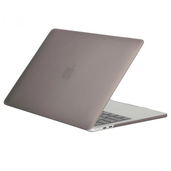 """AppleKing ochranný matný kryt z tvrzeného plastu pro Macbook Pro 2016 13.3"""" - šedý - možnost vrátit zboží ZDARMA do 30ti dní"""