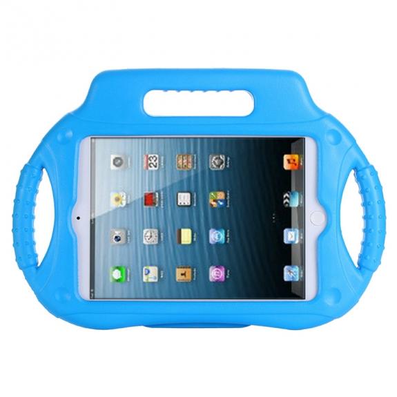 """AppleKing pěnový obal odolný proti pádu pro děti styl """"handheld"""" pro iPad mini / mini 2 Retina – modrý - možnost vrátit zboží ZDARMA do 30ti dní"""