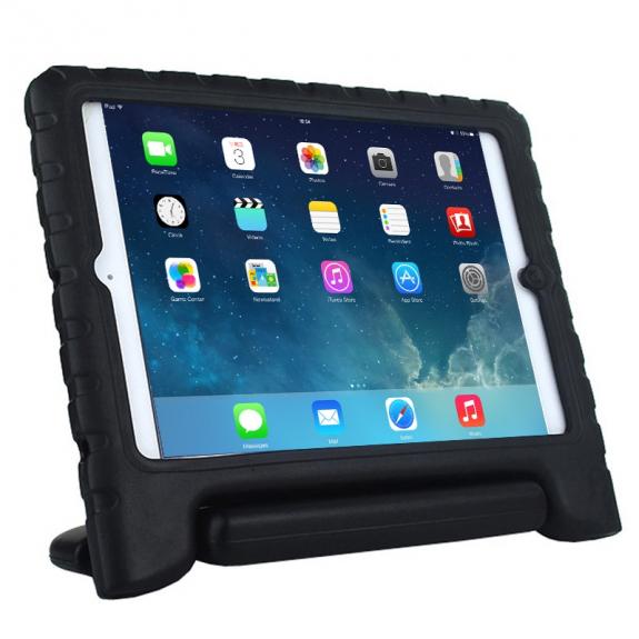 AppleKing pěnový obal odolný proti pádu pro děti na iPad Air – černý - možnost vrátit zboží ZDARMA do 30ti dní