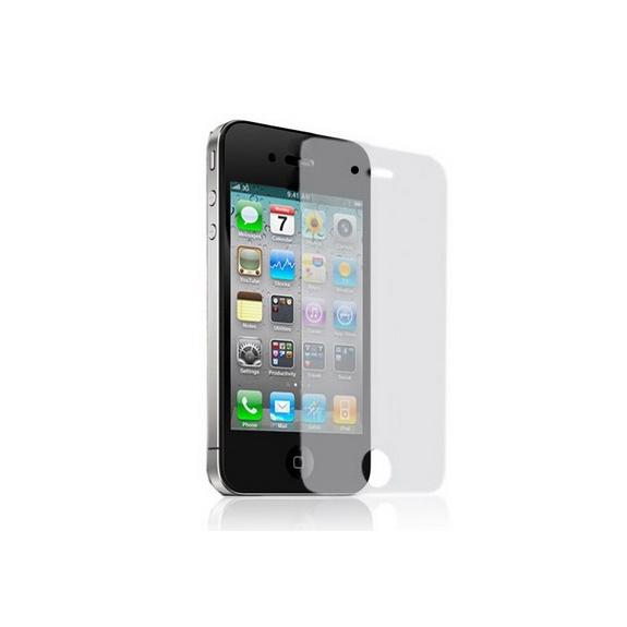 AppleKing ochranná zrcadlová fólie pro iPhone 4 / 4S - možnost vrátit zboží ZDARMA do 30ti dní