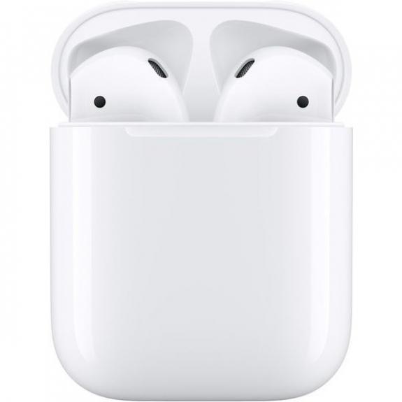 Originální Apple AirPods (2019) bezdrátová sluchátka MV7N2ZM/A - možnost vrátit zboží ZDARMA do 30ti dní