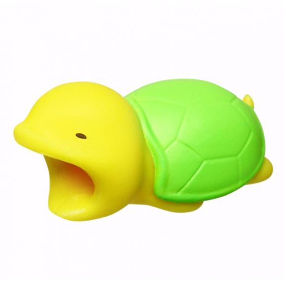 AppleKing ochrana kabelů - zvířátka - želva - možnost vrátit zboží ZDARMA do 30ti dní