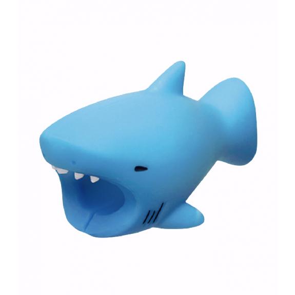 AppleKing ochrana kabelů - zvířátka - žralok - možnost vrátit zboží ZDARMA do 30ti dní