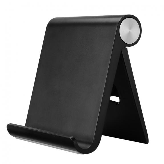 Lenuo plastový polohovatelný stojánek - černý - možnost vrátit zboží ZDARMA do 30ti dní