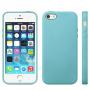 Kryt v originálním Apple designu pro iPhone 5 / 5S / SE - modrý