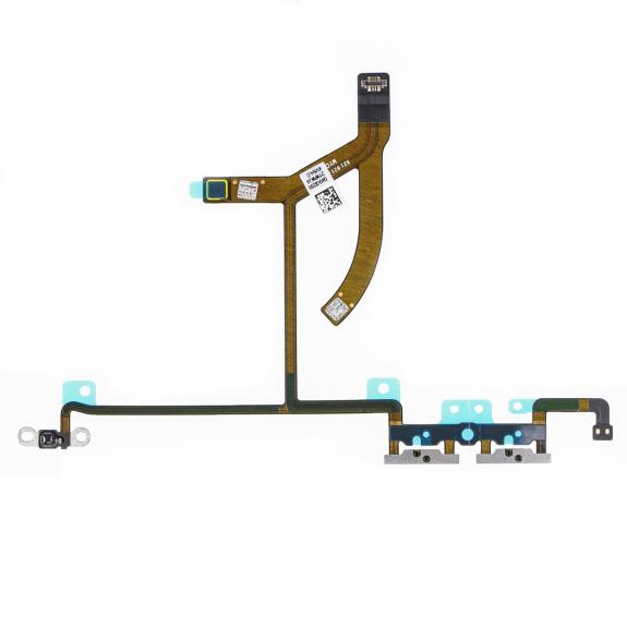 AppleKing flex kabel s přepínačem Mute + ovládání hlasitosti pro Apple iPhone XS Max - možnost vráti