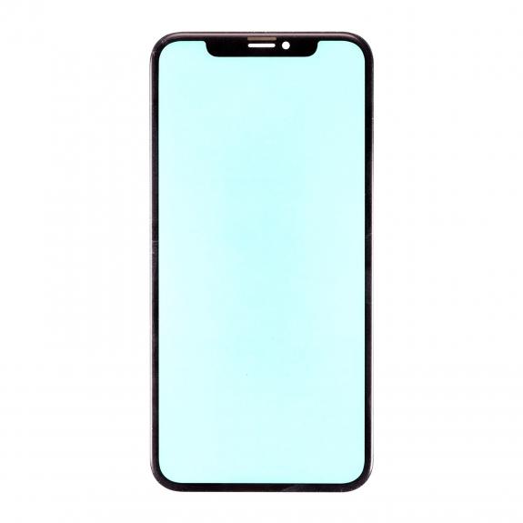 AppleKing přední dotykové sklo, včetně OCA lepidla a středního rámečku pro Apple iPhone XR - možnost vrátit zboží ZDARMA do 30ti dní