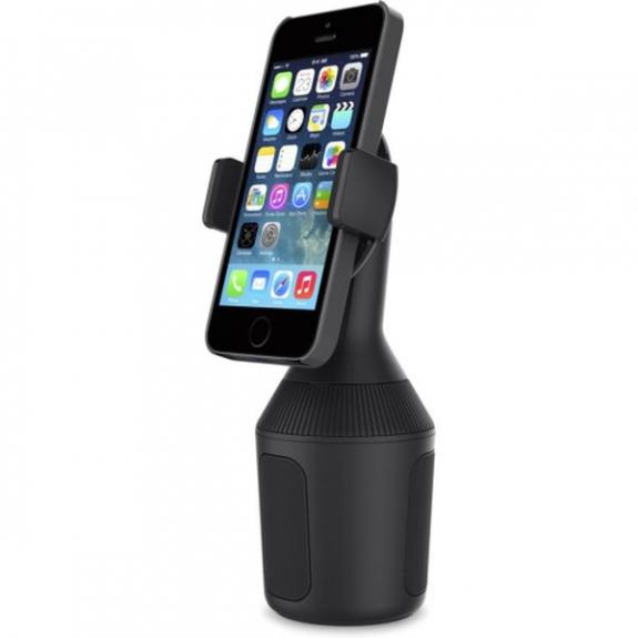 Belkin univerzální držák na telefon do přihrádky na pití - černý F8J168bt - možnost vrátit zboží ZDA