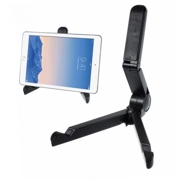 """AppleKing skládací stojánek pro Apple iPad Pro 12.9"""" / iPad Air 2 / iPad Mini 4 - černý - možnost vrátit zboží ZDARMA do 30ti dní"""