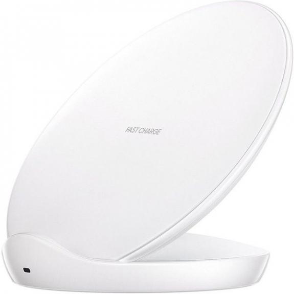 Samsung podložka pro rychlé bezdratové nabíjení - bílá EP-N5100BWEGWW - možnost vrátit zboží ZDARMA do 30ti dní