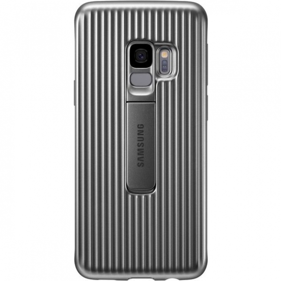 Samsung tvrzený kryt pro Samsung Galaxy S9 - stříbrný EF-RG960CSEGWW - možnost vrátit zboží ZDARMA do 30ti dní