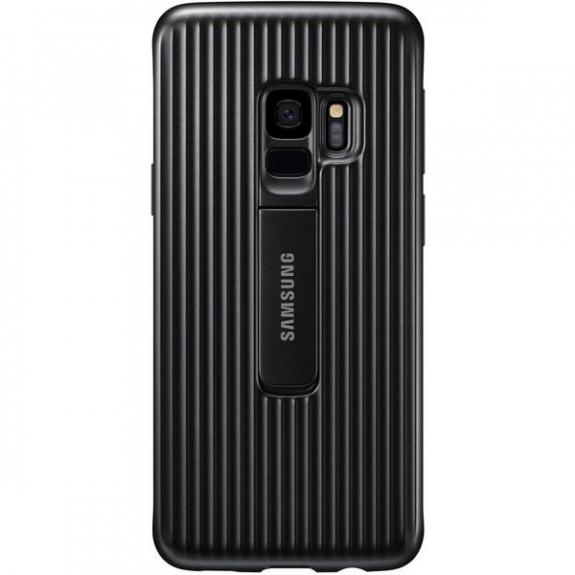 Samsung tvrzený kryt pro Samsung Galaxy S9 - černý EF-RG960CBEGWW - možnost vrátit zboží ZDARMA do 30ti dní