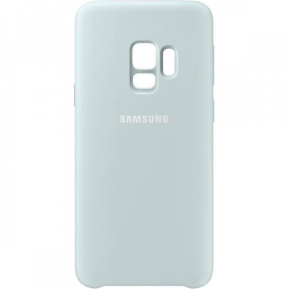 Samsung silikonový zadní kryt pro Samsung Galaxy S9 - mentolový EF-PG960TLEGWW - možnost vrátit zboží ZDARMA do 30ti dní