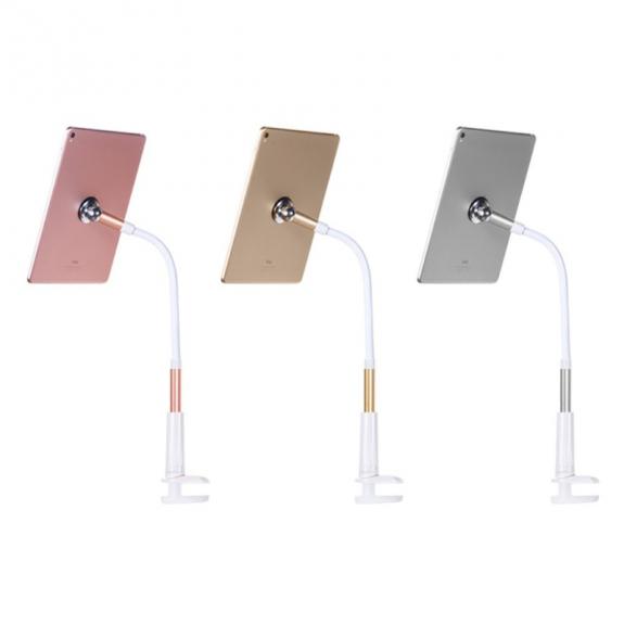 HOCO Magnetický univerzální stojan pro Apple iPad - stříbrný - možnost vrátit zboží ZDARMA do 30ti dní