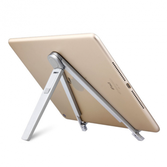 AppleKing univerzální hliníkový stojan pro Apple iPad - možnost vrátit zboží ZDARMA do 30ti dní