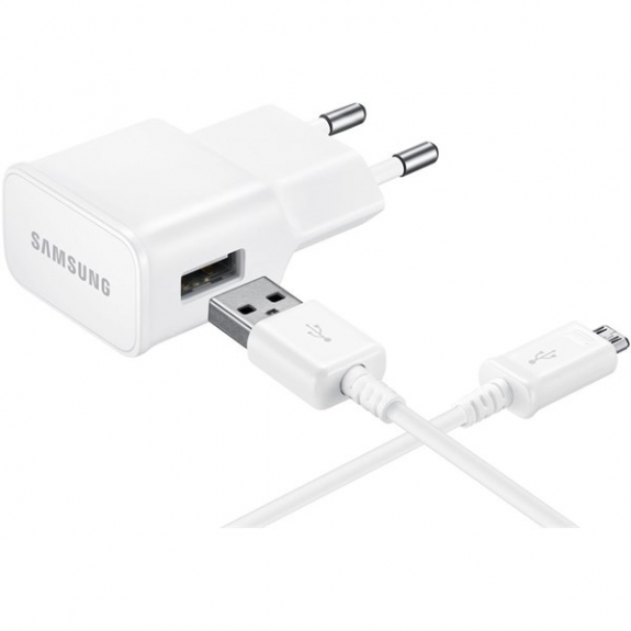 Samsung nabíječka s kabelem USB-C - bílá EP-TA20EWECGWW - možnost vrátit zboží ZDARMA do 30ti dní