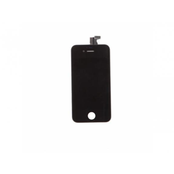 AppleKing náhradní LCD displej s dotykovým sklem a rámečkem pro Apple iPhone 4 - TOP kvalita - černý - možnost vrátit zboží ZDARMA do 30ti dní